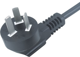 PSB-10 CCC 10A 250V  3 Prong Plug China Power Cord