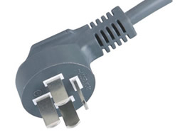 PSB-20 20A 250V  4 Prong Plug China Power Cord